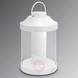 Massive Lampa biurkowa Abelia biały LED