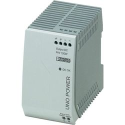 Zasilacz na szynę DIN Phoenix Contact UNO-PS/1AC/48DC/100W 48 V/DC 2.1 A 100 W 1 x - produkt z kategorii- Tra