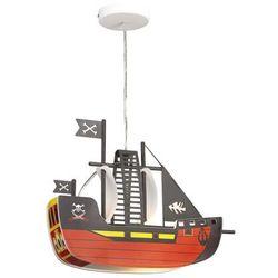 Lampa oprawa wisząca dziecięca Rabalux Ship 1x40W E27 4719