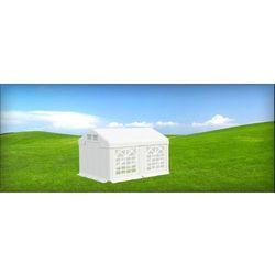 Namiot 4x4x2, Solidny Namiot imprezowy, SUMMER/SD 16m2 - 4m x 4m x 2m