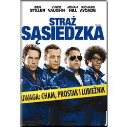 Straż sąsiedzka (DVD) - Akiva Schaffer (5903570152443)