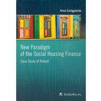 New Paradigm of the Social Housing Finance (112 str.)