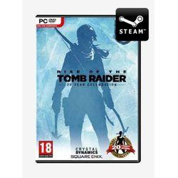 Rise of the Tomb Raider Edycja 20 Year Celebration PL - Klucz z kategorii Kody i karty pre-paid