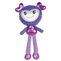 Brightlings, lalka interaktywna, fioletowa