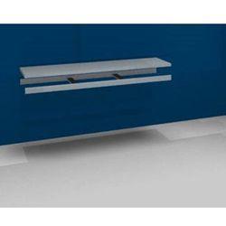 Unbekannt Dodatkowa półka w komplecie z trawersami i półką stalową, szer. 2000 mm, gł. 500