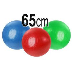Piłka gimnastyczna śr. 65cm