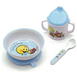 zestaw smiley baby dla chłopczyka - 6704-3380, marki Zak!designs