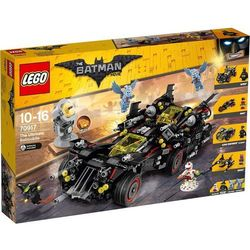70917 SUPER BATMOBIL (The Ultimate Batmobile) - KLOCKI LEGO BATMAN MOVIE