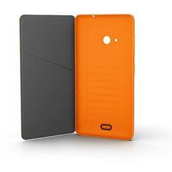 Flip Cover Microsoft CC-3092 Pomarańczowy do Lumia 535 / Lumia 535 Dual SIM - Pomarańczowy - produkt z kateg
