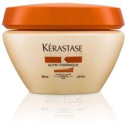 Nutri Thermique - Maska termiczna do włosów suchych 200ml, produkt marki Kerastase