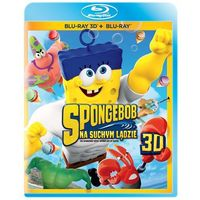 Spongebob: Na suchym lądzie 3D (Blu-Ray) - Paul Tibbitt, Mike Mitchell (film)