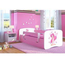 Łóżko dziecięce babydreams wróżka z motylkami kolory negocjuj cenę marki Kocot-meble
