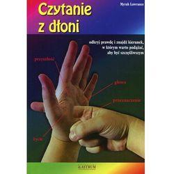 Czytanie z dłoni + zakładka do książki GRATIS, pozycja wydana w roku: 2016