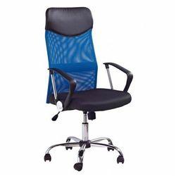 Fotel obrotowy Vespan - Niebieski