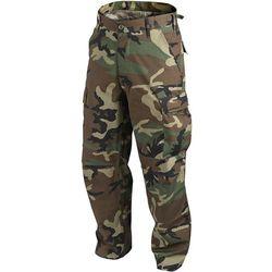 Helikon-tex / polska spodnie Helikon BDU Cotton Ripstop US woodland LONG (SP-BDU-CR-02), max rozmiar: