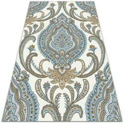 Dywanomat.pl Modny uniwersalny dywan winylowy modny uniwersalny dywan winylowy tekstura paisley