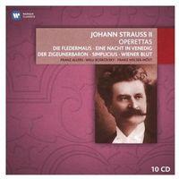 Różni Wykonawcy - STRAUSS: OPERETTAS (LIMITED) - produkt z kategorii- Muzyka klasyczna - pozostałe