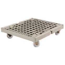 E.s.b. engineering - system - bau Wózek transportowy xl, nośność 500 kg, dł. x szer. x wys. 810x720x195 mm, krzemo