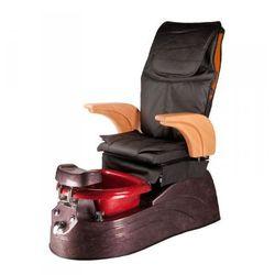 Fotel pedicure spa aruba czarny z regulacją pilotem od producenta Vanity_b