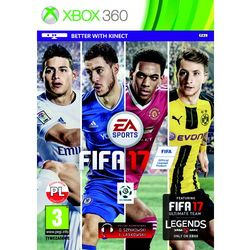 FIFA 17, wersja językowa gry: [polska]