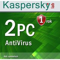 Kaspersky Lab Anti-Virus 2017 2 PC Win
