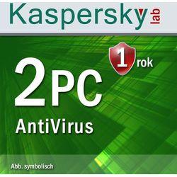 Kaspersky Lab Anti-Virus 2017 2 PC Win z kategorii Programy antywirusowe, zabezpieczenia