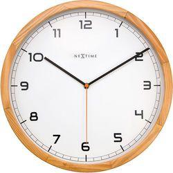 Zegar ścienny Company Wood Nextime 35 cm