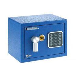 Yale Ysv/170/db1 mały sejf domowy z zamkiem elektronicznym - niebieski