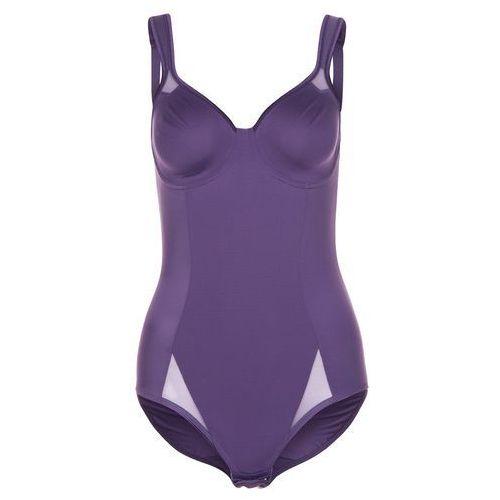Triumph SHAPE SENSATION Bielizna korygująca dark purple - produkt z kategorii- bielizna wyszczuplająca