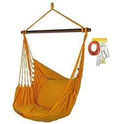 Fotel hamakowy HC10 z zestawem montażowym, Bird of Paradise Orange zhc10-304-koala/fix/ch1