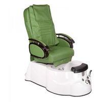 Fotel do pedicure z masażem MK3820D Zielony, kup u jednego z partnerów