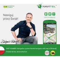 Navitel Mapa  navigator polska na smartfony i tablety darmowy odbiór w 19 miastach! (5905007779995)