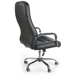 RUFUS fotel gabinetowy czarny