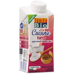 Krem orkiszowy do gotowania bio 200ml -  od producenta Isola bio