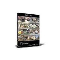 DOSCH HDRI: Shop Interiors (oprogramowanie)