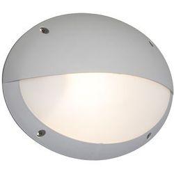 Lampa ścienna Maddi 2 okrągła szara, towar z kategorii: Lampy ścienne