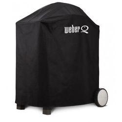 Pokrowiec Premium do grilla Weber Q 300-320 / Q3000 z kategorii poza domem