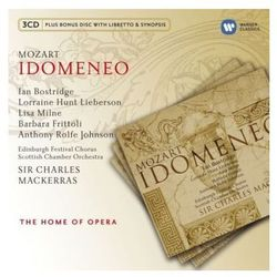 Mozart: Idomeneo [3CD+CD-rom] - Sir Charles Mackerras