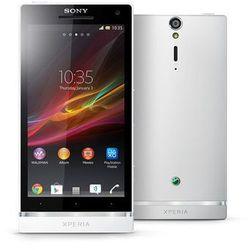 Sony  xperia s lt26i 32gb biały - biały \ 2 lata na terenie całego kraju + polskie menu + bez sim locka