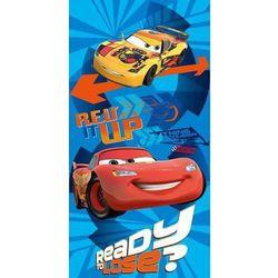 CARS AUTA AUTO DISNEY RĘCZNIK 140x70 cm