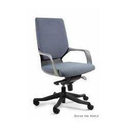 Fotel Apollo M czarno-szary - ZADZWOŃ I ZŁAP RABAT DO -10%! TELEFON: 601-892-200