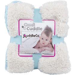 CuddleCo Kocyk Comfi Cuddle Niebieski (5060295842971)