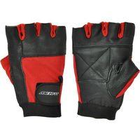 Rękawice fitness AXER SPORT A1291 Czerwony (rozmiar L)