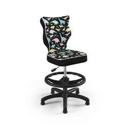 Krzesło dziecięce na wzrost 133-159cm Petit Black ST30 rozmiar 4 WK+P