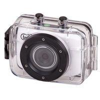 Trevi Go 2200 HD sportowy aparat fotograficzny biały 720 P HD 1,3MP dotykowy