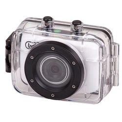 go 2200 hd sportowy aparat fotograficzny biały 720 p hd 1,3mp dotykowy od producenta Trevi