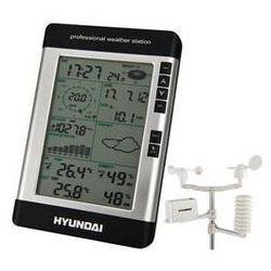Hyundai Stacja meteo wsp 3080 r wind czarna