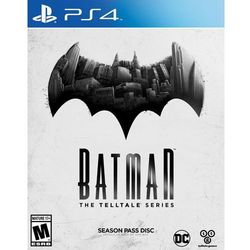 Gra Batman The Telltale Series z kategorii: gry PS4