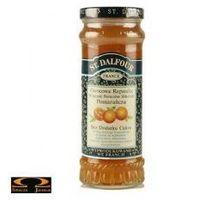 Owocowa rapsodia- pomarańcza z kawałkami skórki pomarańczowej marki St. dalfour