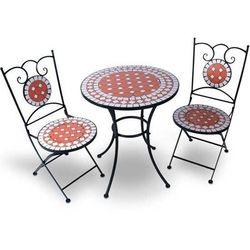 Eleganckie meble ogrodowe mozaika nowość, marki Jago